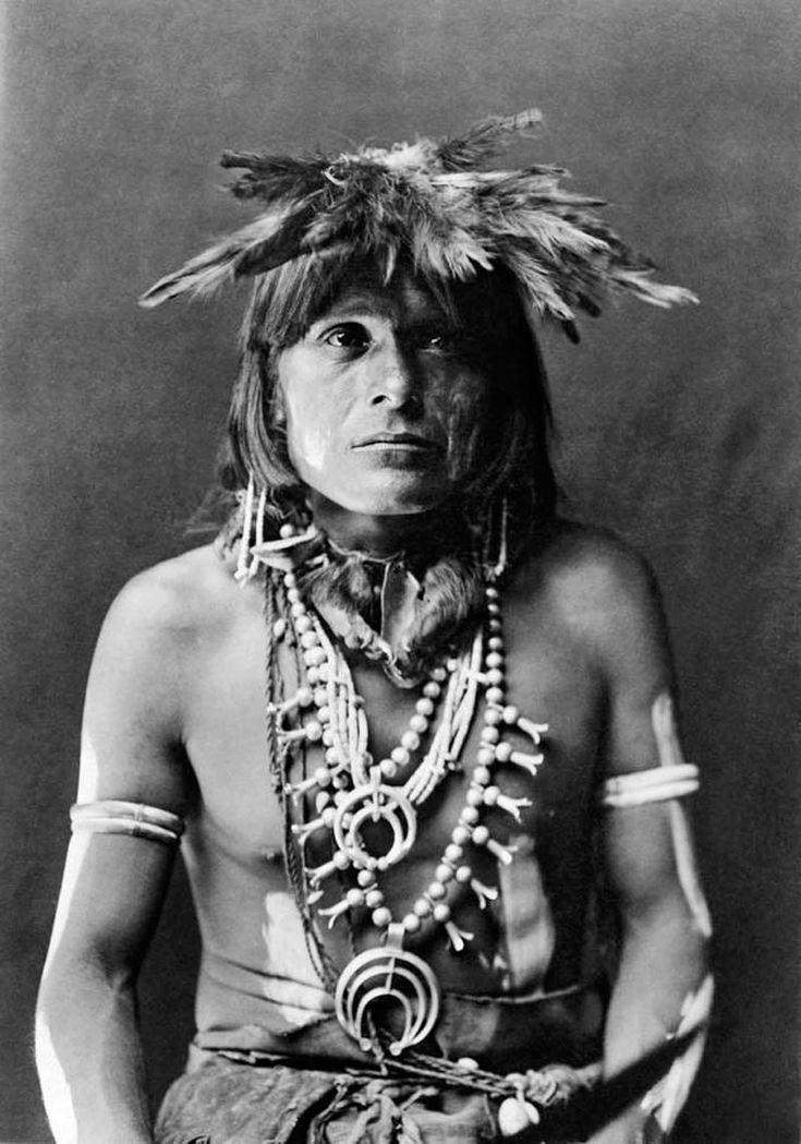 Hopi Chief Granger 1900