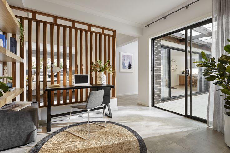 Granvue Homes Premium Series - Amethyst Study Nook