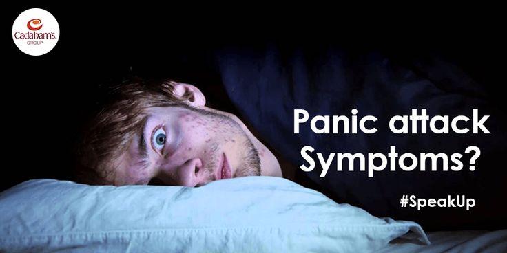 Signs and symptoms of panic attacks.  #CadabamsHospitals #Cadabams #angermanagement #speakup