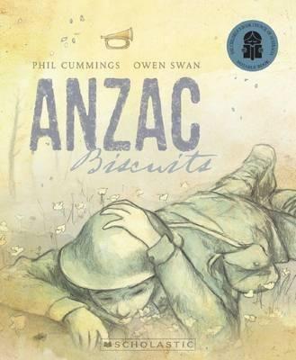 ANZAC Biscuits - Phil Cummings