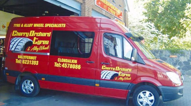 Our Mobile Service.