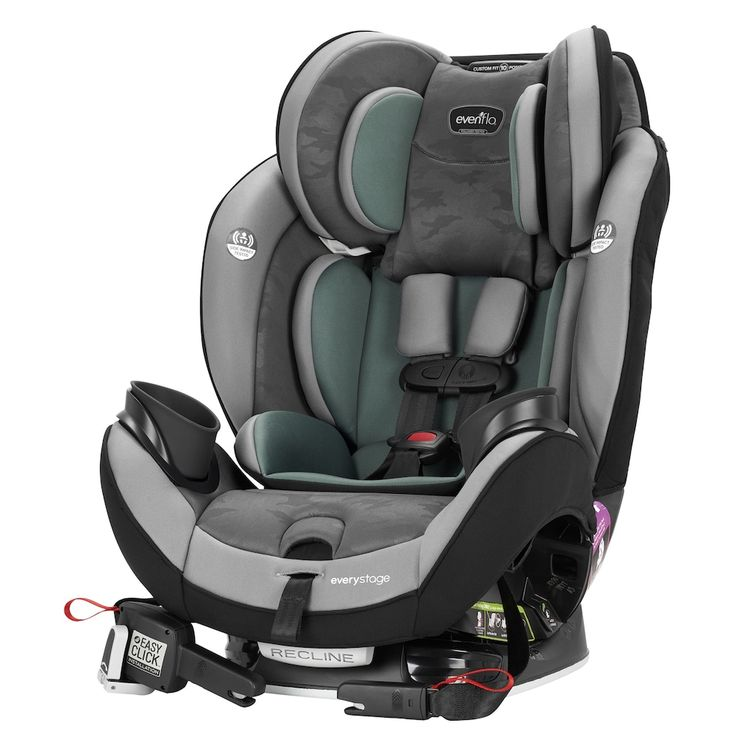 Evenflo Everystage Dlx Convertible Car, Evenflo Vs Safety First Car Seats