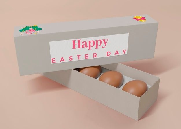 Download Download Beautiful Easter Concept Mock Up For Free Concept Easter Happy Day
