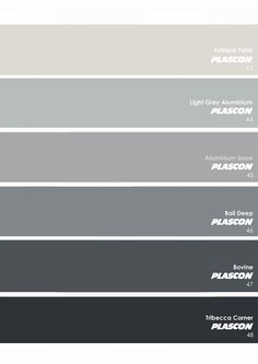 plascon architectural greys - Google Search