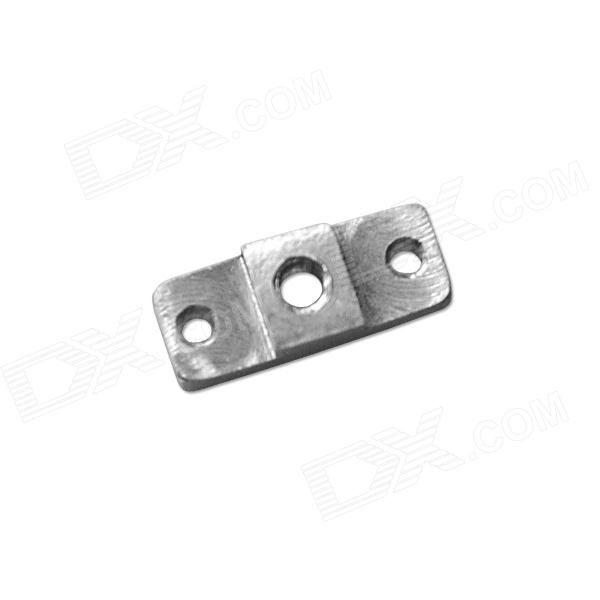 Walkera TALI H500 Hexacopter Spare Parts TALI H500-Z-04 Body Fixing Block - Silver (18 PCS). Color Silver Brand Walkera Model TALI H500-Z-04 Material Aluminum alloy Quantity 18 Piece Compatible Model Walkera TALI H500 Hexacopter Packing List 18 x Walkera TALI H500-Z-04 Body fixing blocks. Tags: #Hobbies #Toys #R/C #Toys #Other #Accessories