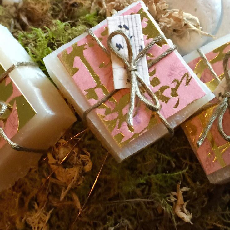 Trying some new packaging for my handmade soaps. #handmade #soap #Its_Coco_Time #beanaretto