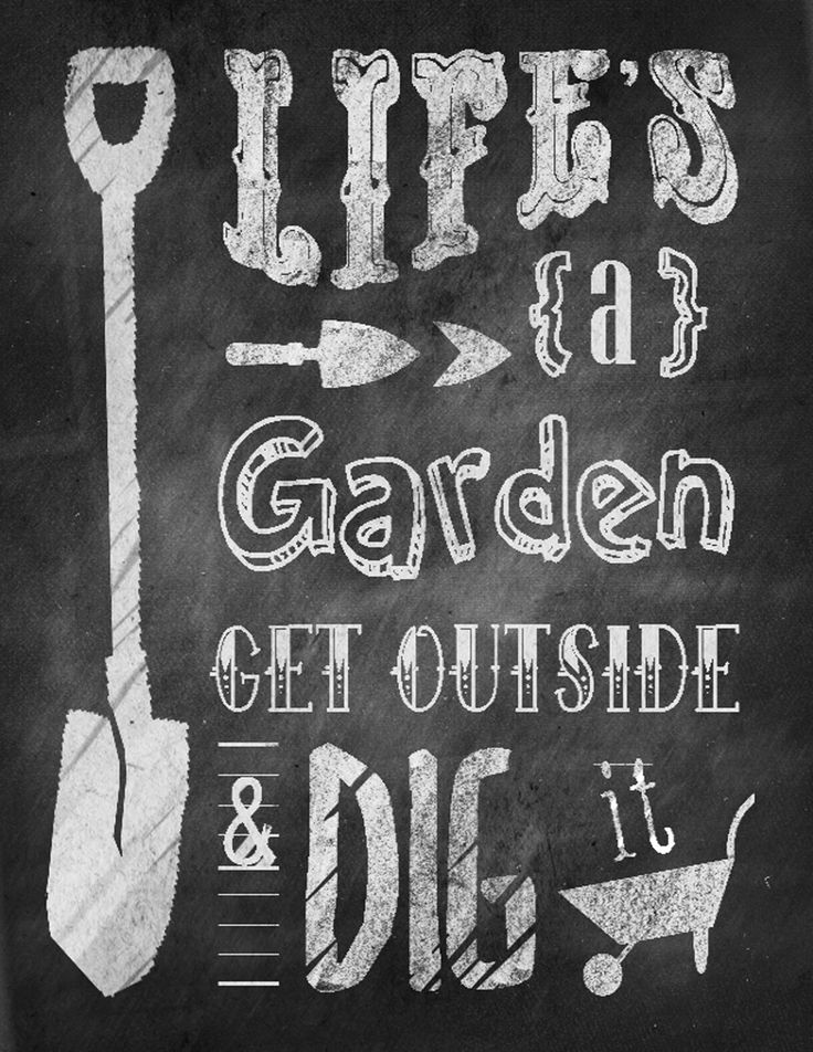 chalk board quotes | Free Chalkboard Quote Printables