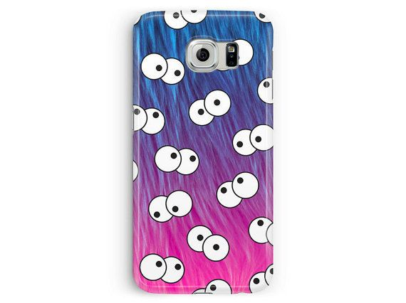 Samsung Case Sale! Sale item, S4 Case, Galaxy S4 Case, Cartoon S4 Case, Monster Phone Case, Cute S4 Case, Phone Case, Eyes Samsung S4 Case