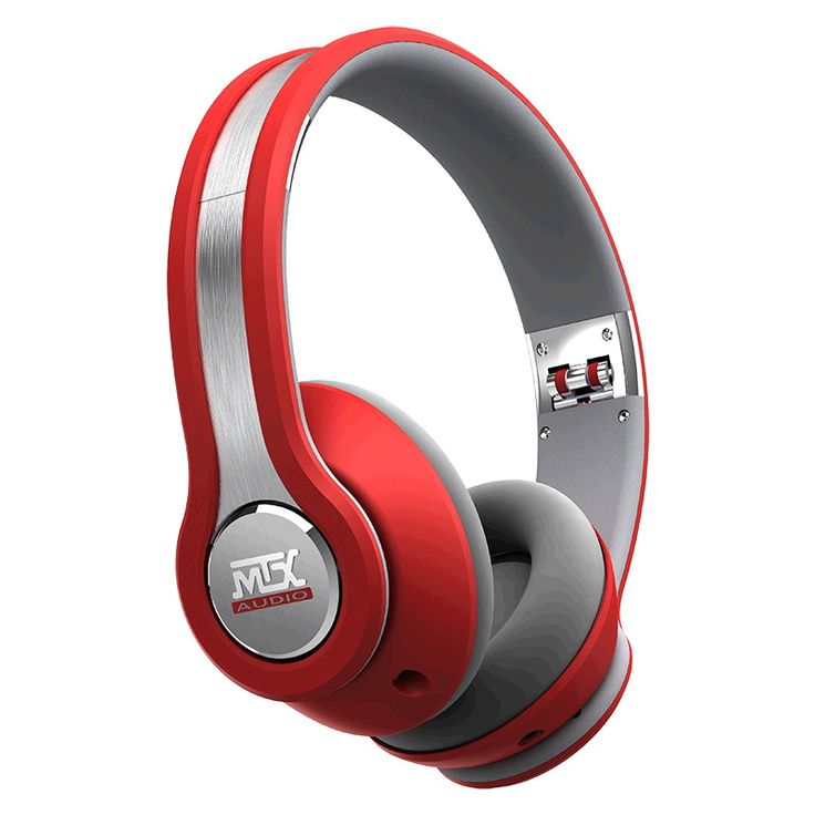 New iX1 over the ear headphones. Amazing low end performance in a small package. Available in white, red, black, and pink.