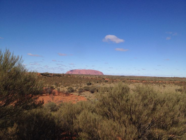 Uluru. Amazing.