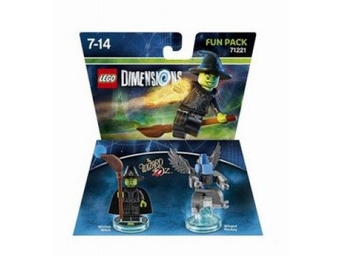 LEGO Dimensions - Fun-Pack - WOZ Wicked Witch in Online Games, Spiele und Games in Online Shop http://Spiel.Zone