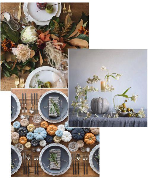 Les meilleures décorations de table pour un mariage en automne | Vogue