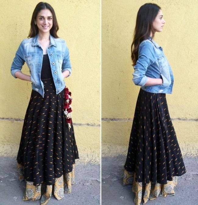 7 times Aditi Rao Hydari made ethnic wear look cool : Fashion, News - India…