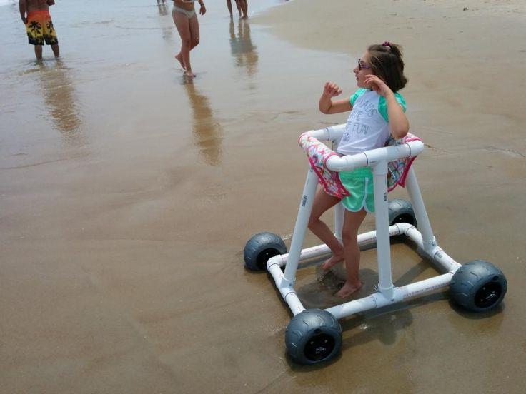 Special Needs Beach Walker Questionnaire Survey