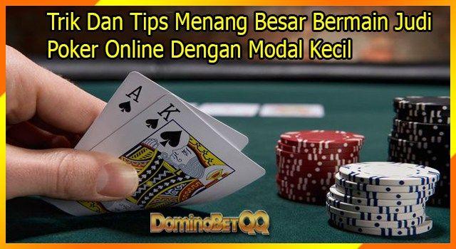 Pin On Tips Dan Trik Untuk Bermain Poker Online