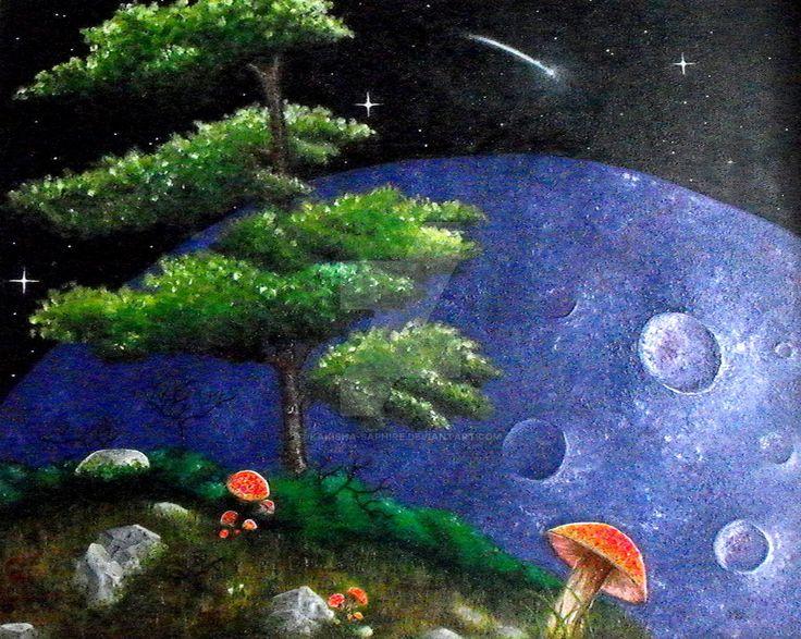 Daydream Escape by Melanie Cormier