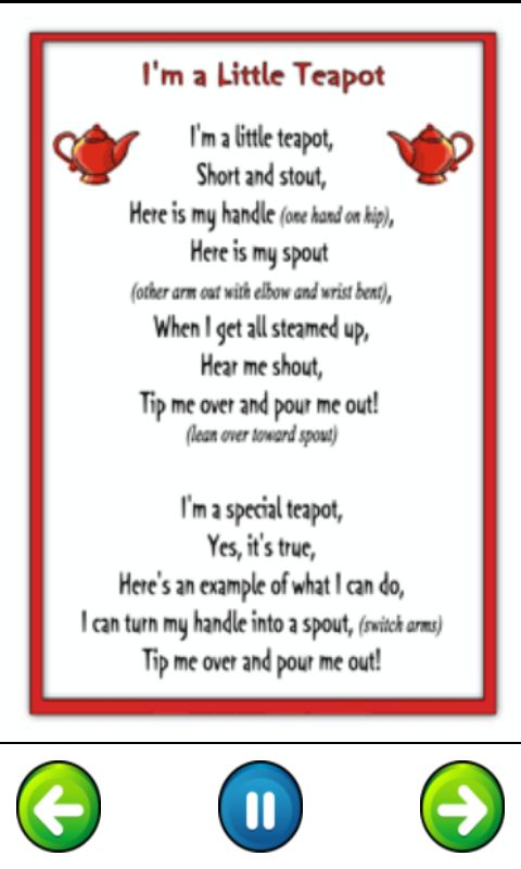 Finger And Hand Songs And Poems For Kids on 10 Preschool Transitions Songs And Chants To Help Your