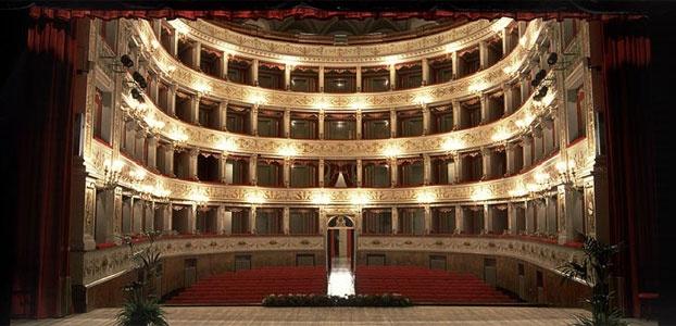 """""""Gentile"""" Theatre  - Fabriano (Marche - Italy)"""