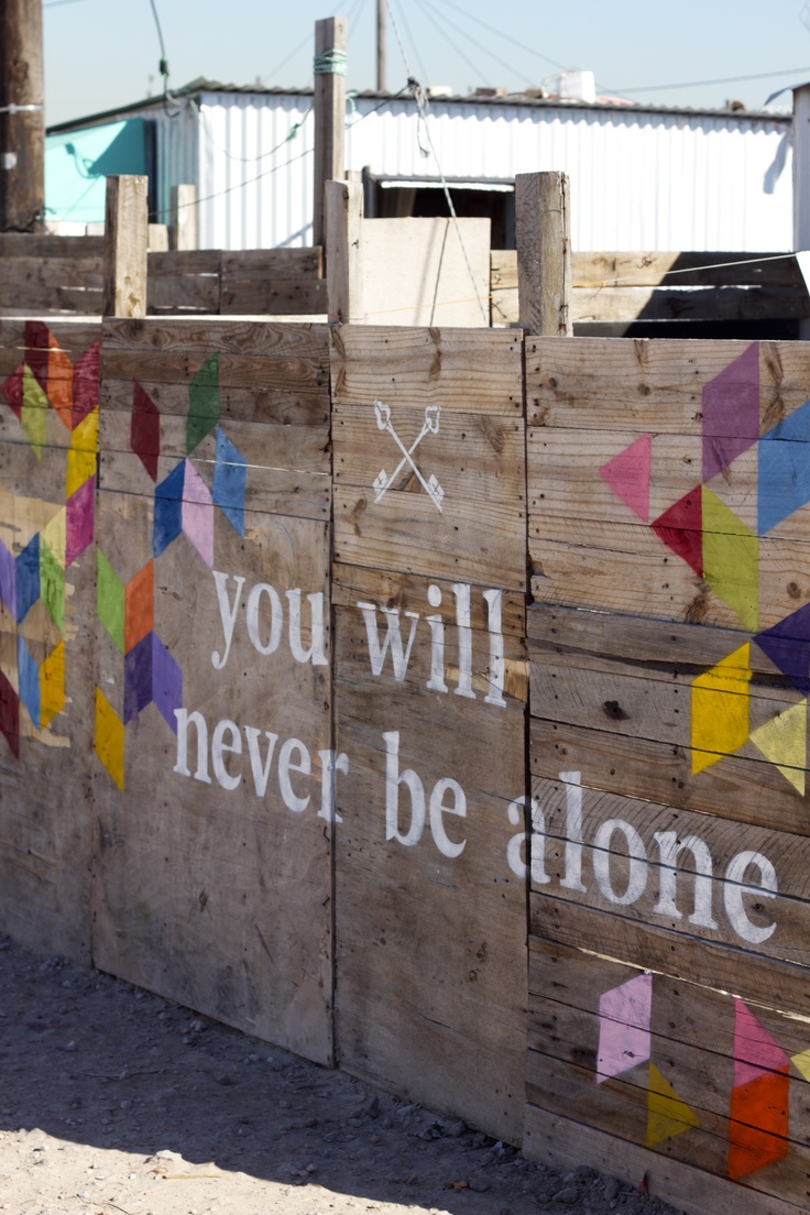 Street Art - Woodstock Exchange - Cape Town, South Africa #lovecapetown