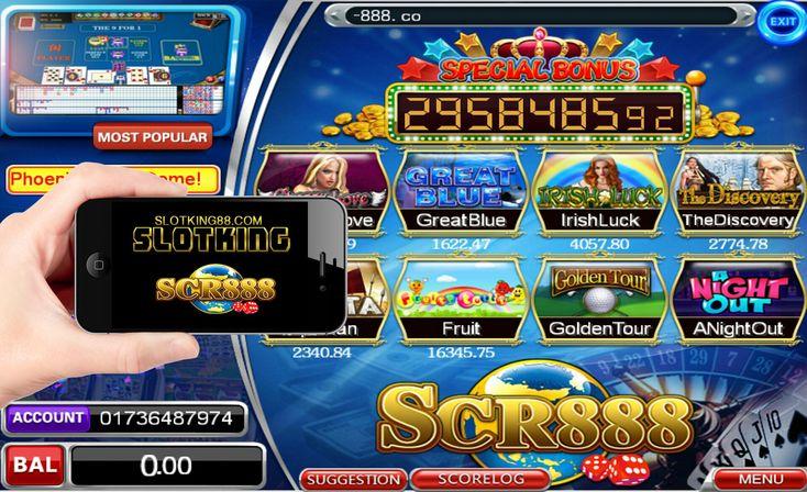 Download Casino Scr888