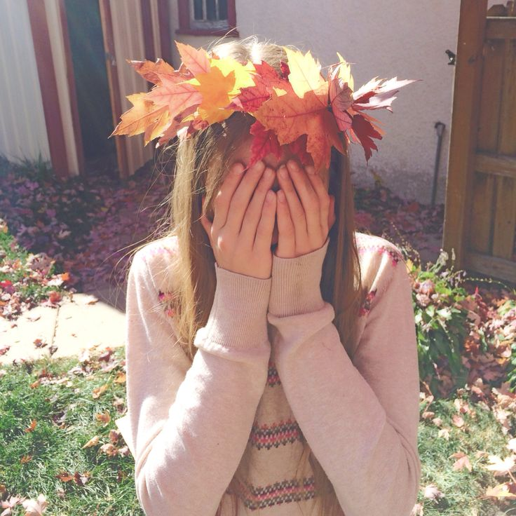 Leaf crowns