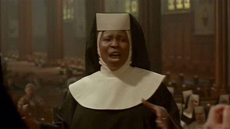 Sister Act - Oh Maria