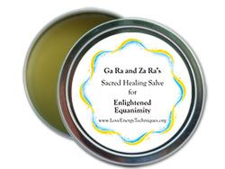Sacred Healing Salves made from beeswax and infused with Unconditional Love Energies for -Bone and Muscle - Skin - Breathing - Mental Clarity - Enegetic Equinimity