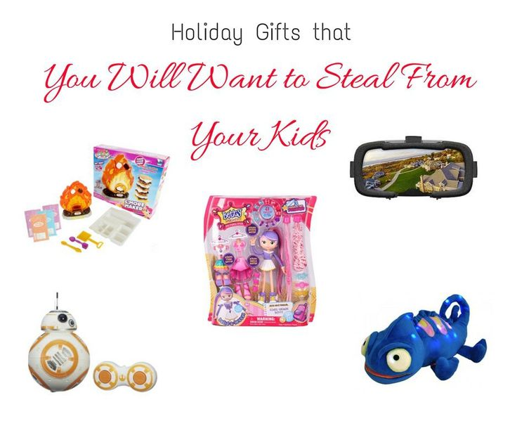 Holiday Gift Guide | Awesome Toys for Kids That You Will Want To Steal For Yourself!