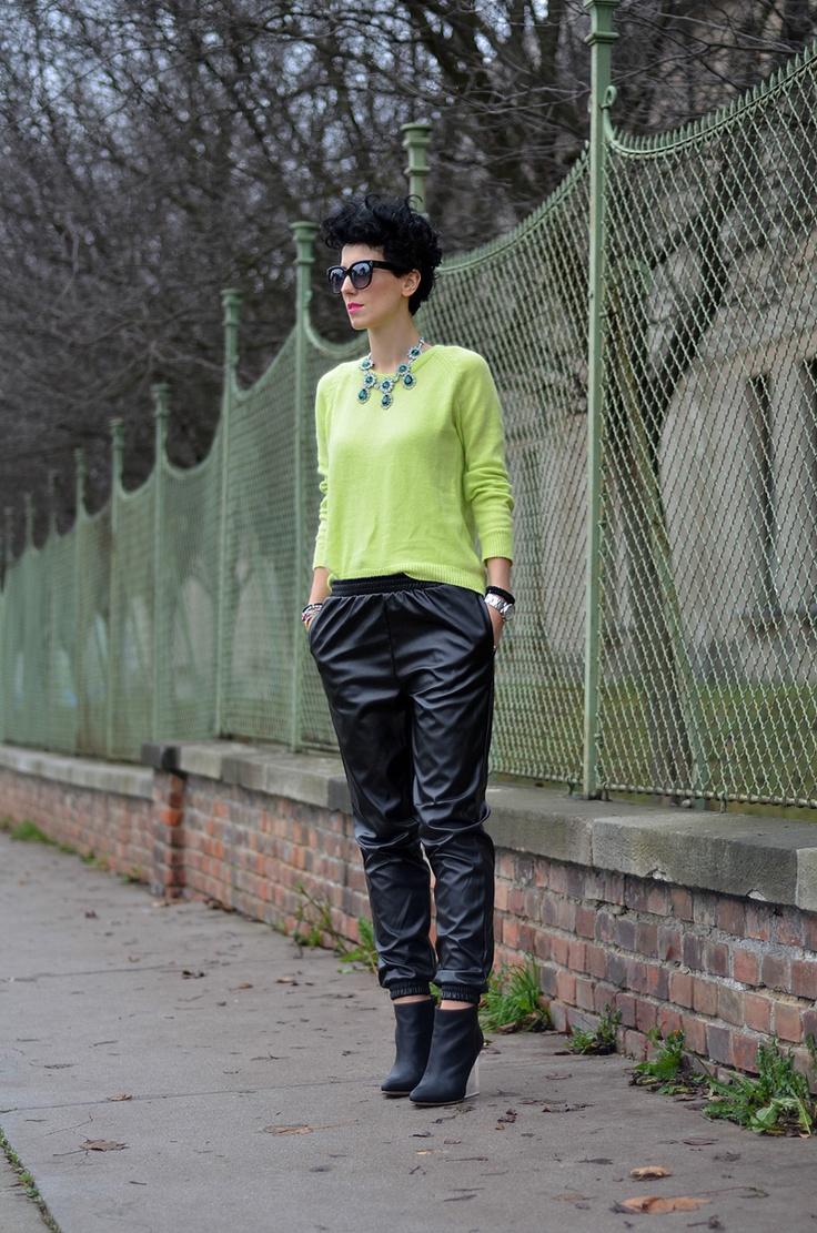 High fashion fabric houston - Beeswonderland Heartbeats On Http Www Beeswonderland Com Leather Trousersleather Leggingshigh Fashion