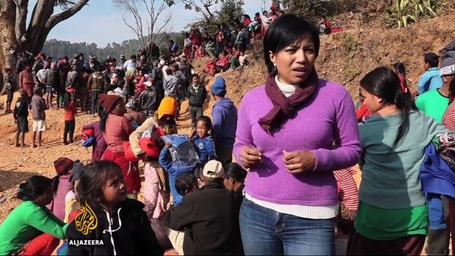 January 2016  Almost nine months after Nepal suffered a devastating earthquake, the slow pace of reconstruction means that many people are facing a long cold winter. Al Jazeera's Subina Shrestha reports.