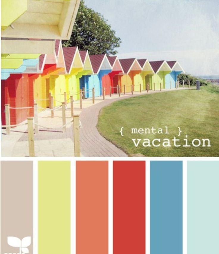 Kitchen Paint Palette: 279 Best Images About Color Scheme