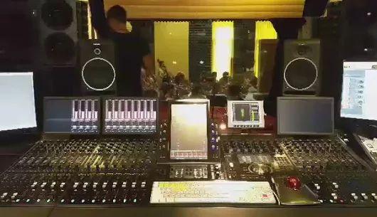 "Ines Studios on Twitter: ""Impressive #recording #symfony #40strings"
