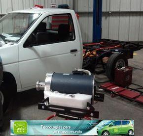 coches electricos, motor vehiculo electrico, conversiones,empresa de carros electricos: Multiplica por tres la eficiencia de los vehículos...