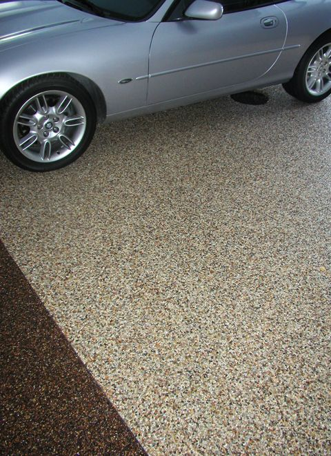 10 Best Great Garage Floors Images On Pinterest Flooring