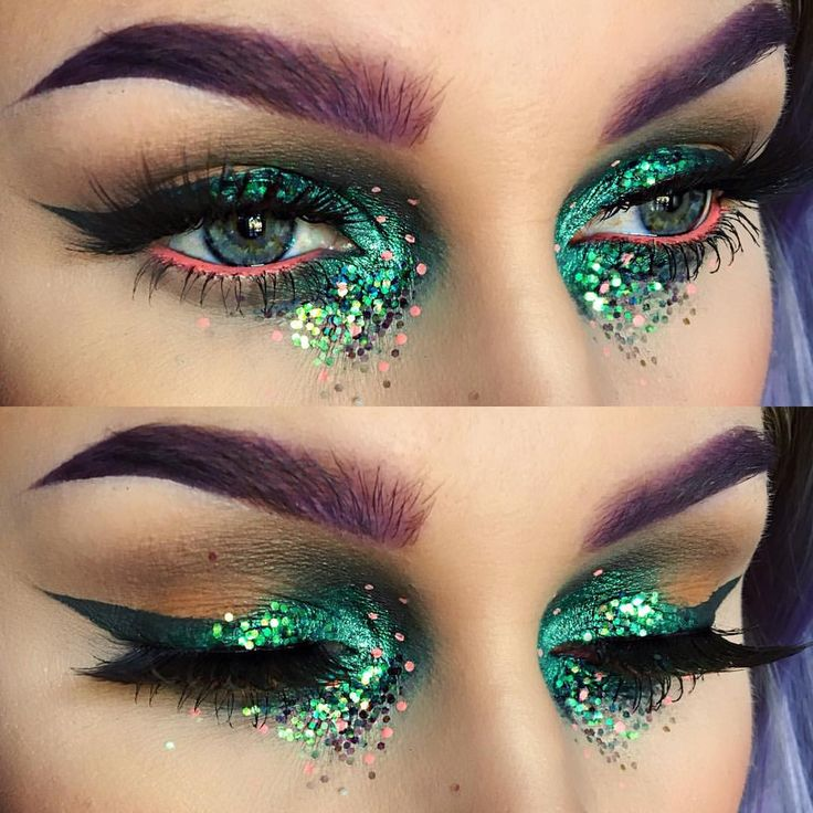 """Gefällt 8,964 Mal, 183 Kommentare - ALYSSA (@alyssamarieartistry) auf Instagram: """"Primer: @katvondbeauty Color Correcting Lock It Eye Primer in Fair Shadows: @katvondbeauty Shade &…"""""""