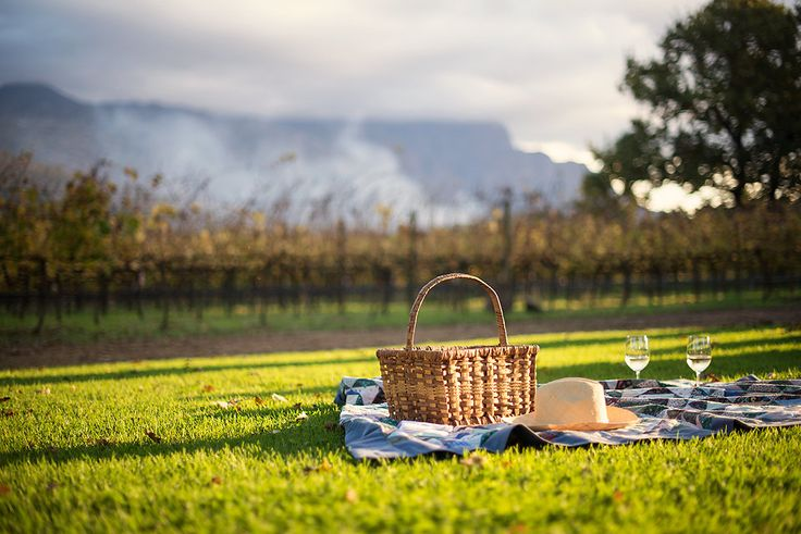 Picnic in the valley. We'll pack the basket.