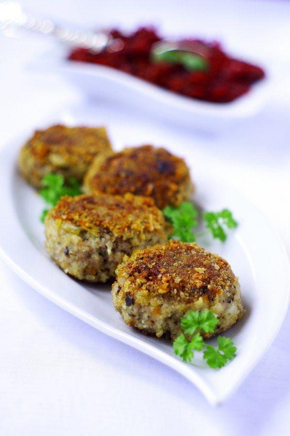 kotlety mielone/ polish meat balls