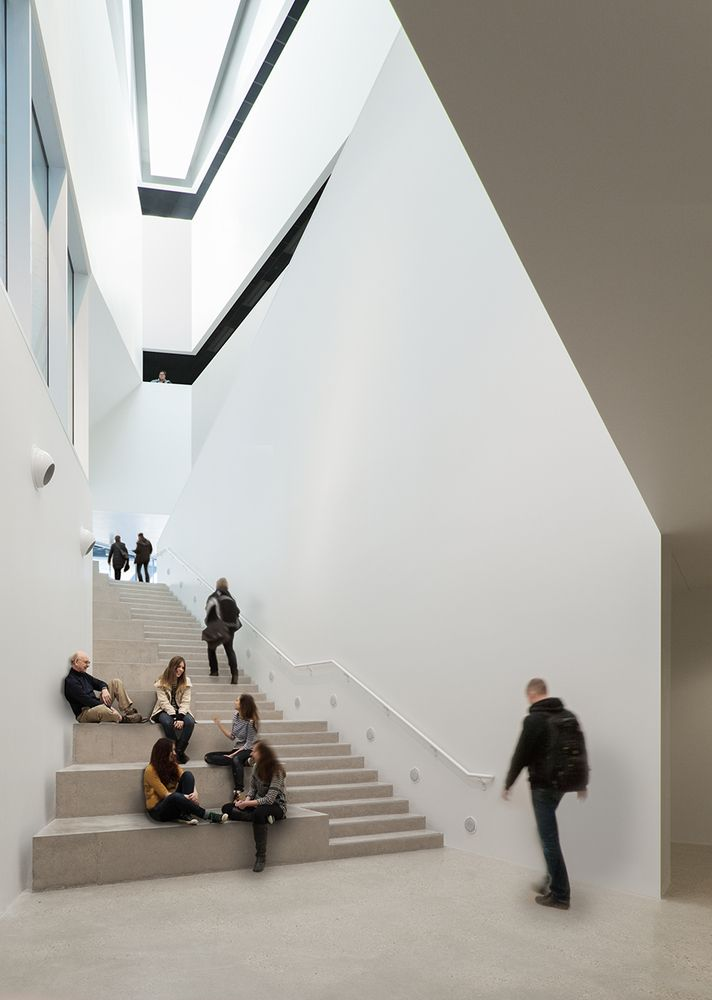 Gallery of ARTlab / Patkau Architects + LM Architectural Group - 6