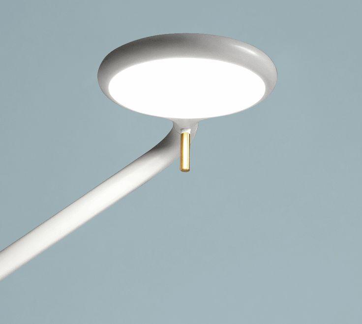 Flow Desk Lamp for Normann Copenhagen by Andreas Kowalewski