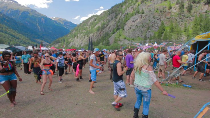 Burning Mountain Festival 2014 - Swiss Alps www.burningmountain.ch