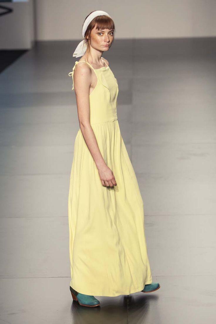 vestido colección verano 2014