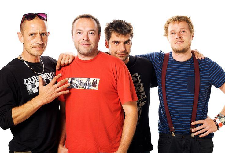 Wohnout - czech music band
