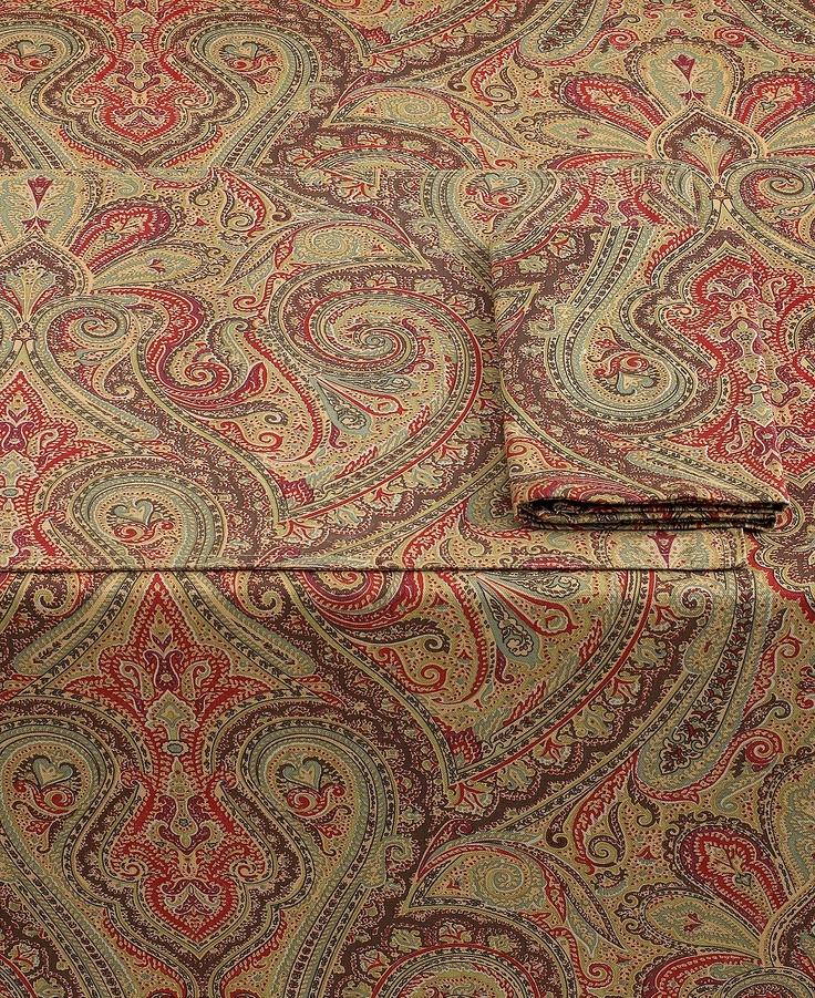 Superb Ralph Lauren Table Linens Part - 7: Lauren Ralph Lauren Table Linens, Fenton Paisley Collection - Placemats U0026  Napkins (tablecloths Sold