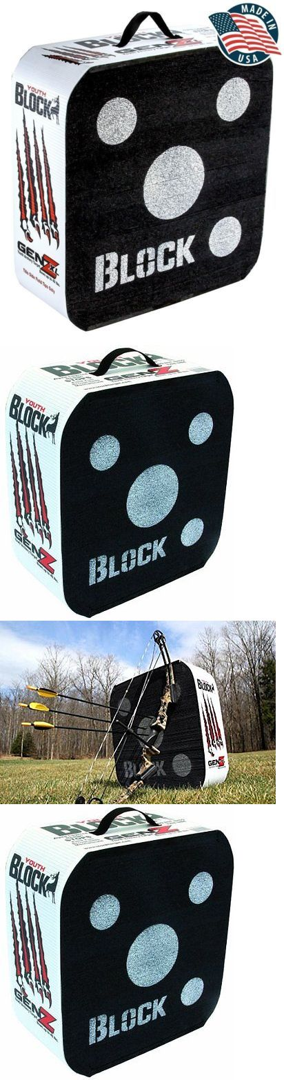 Targets 52480: Archery Bag Target Live Youth Long Visibility Bow Arrow Crossbow Hunting Outdoor -> BUY IT NOW ONLY: $41.01 on eBay!