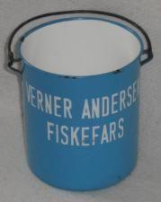 Verner Andersen Fish Meat - Madam Blue.