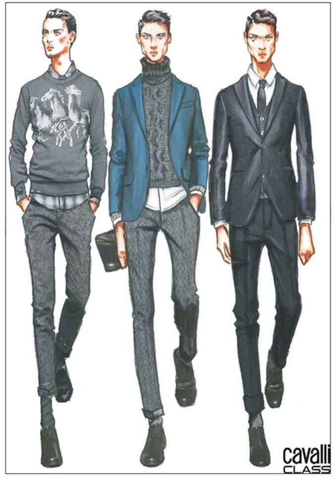 25 best ideas about fashion sketch men on pinterest