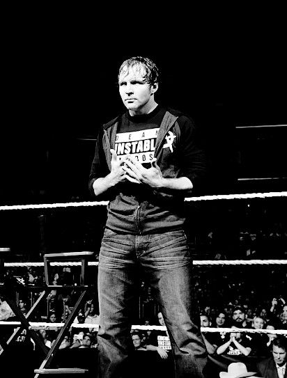 Dean Ambrose i want a shirt or sweater very much