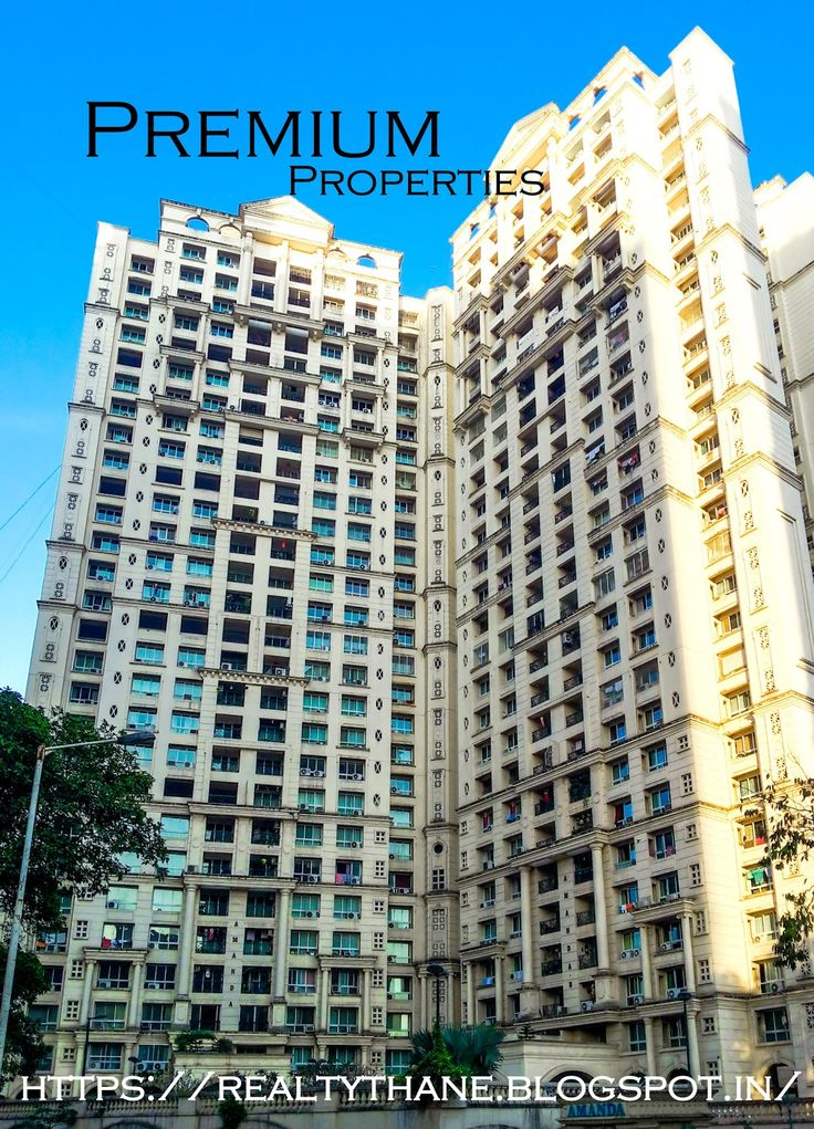 hiranandani meadows amanda building 3 bhk apartment sele for selling buy property real estate thane apartment for sale premium properties