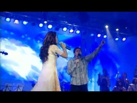 MUSIC VIDEO of Linda Faixa do DVD ao vivo da Comunidade Evangélica da Zona Sul, com participação de Aline Barros.
