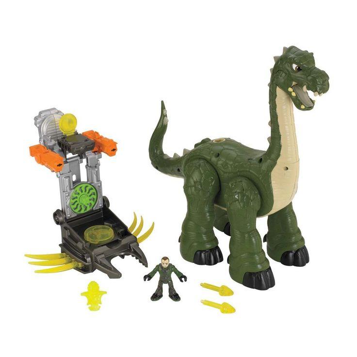 Fisher-Price imaginext Mega Apatosaurus